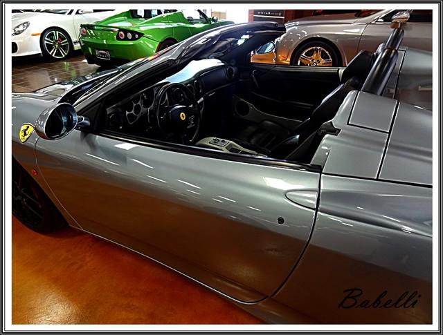 2001 Ferrari 360 Modena SPYDER La Jolla, Califorina  21