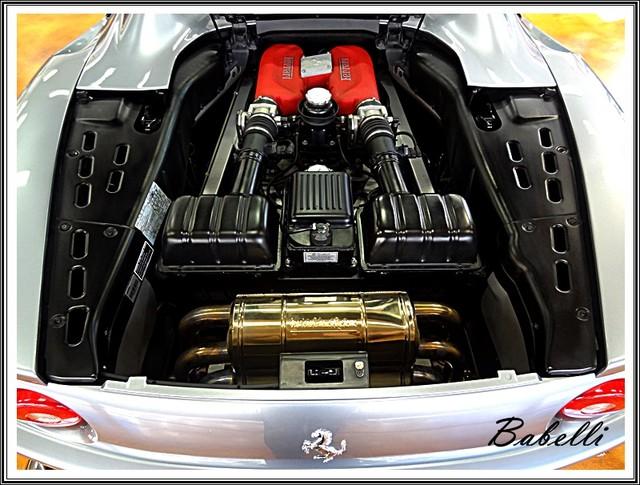 2001 Ferrari 360 Modena SPYDER La Jolla, Califorina  32