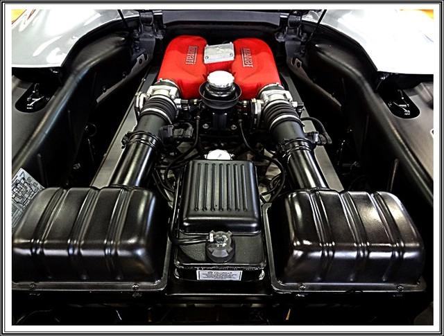 2001 Ferrari 360 Modena SPYDER San Diego, California 34