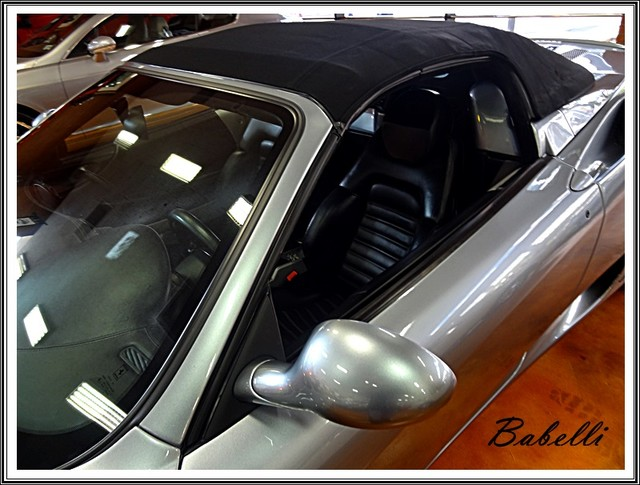 2001 Ferrari 360 Modena SPYDER La Jolla, Califorina  56