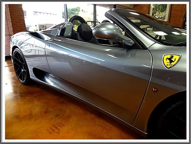 2001 Ferrari 360 Modena SPYDER La Jolla, Califorina  9