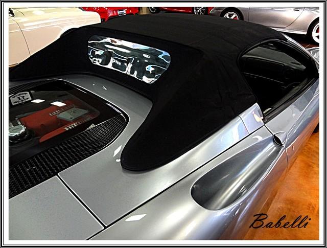 2001 Ferrari 360 Modena SPYDER San Diego, California 62