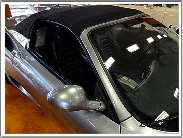 2001 Ferrari 360 Modena SPYDER La Jolla, Califorina  63