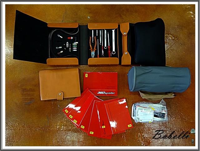 2001 Ferrari 360 Modena SPYDER La Jolla, Califorina  68