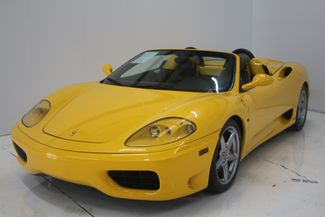 2001 Ferrari 360 SPIDER in Houston, Texas 77057