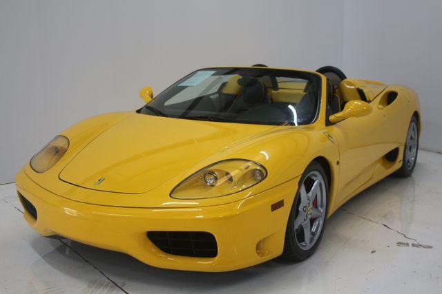 2001 Ferrari 360 SPIDER Houston, Texas 1