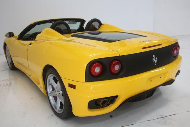 2001 Ferrari 360 SPIDER Houston, Texas 12