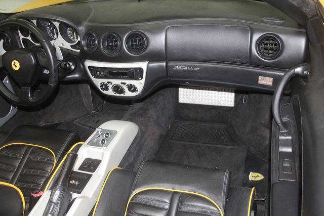 2001 Ferrari 360 SPIDER Houston, Texas 17