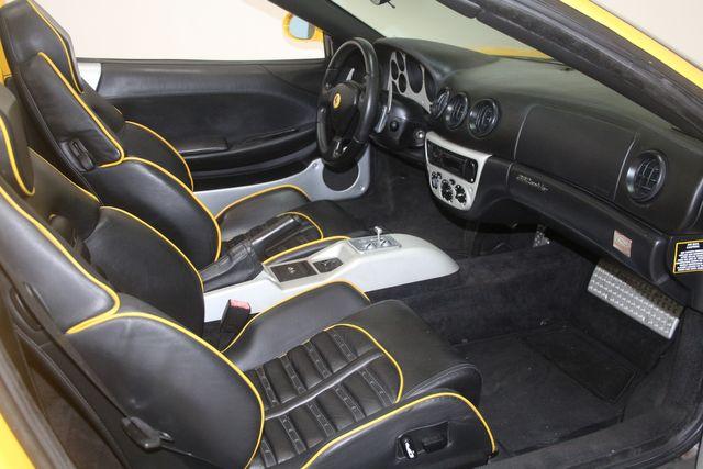 2001 Ferrari 360 SPIDER Houston, Texas 18