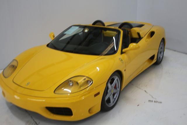 2001 Ferrari 360 SPIDER Houston, Texas 2
