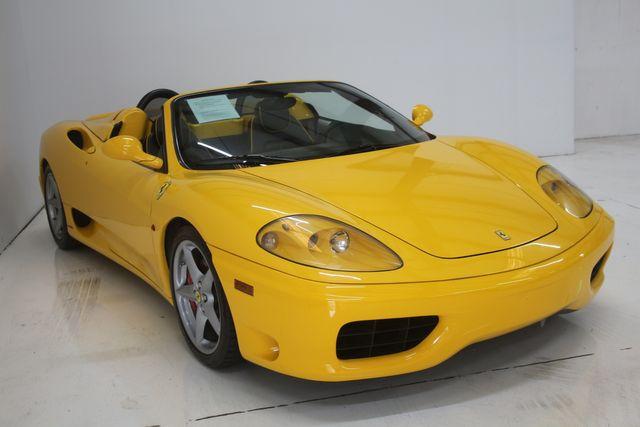 2001 Ferrari 360 SPIDER Houston, Texas 4