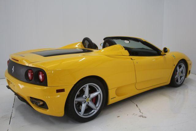 2001 Ferrari 360 SPIDER Houston, Texas 11