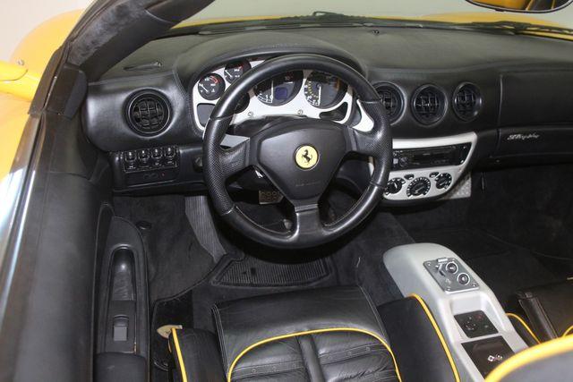 2001 Ferrari 360 SPIDER Houston, Texas 16