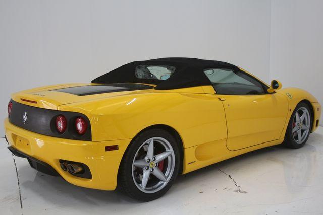 2001 Ferrari 360 SPIDER Houston, Texas 28