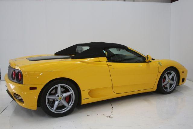 2001 Ferrari 360 SPIDER Houston, Texas 29