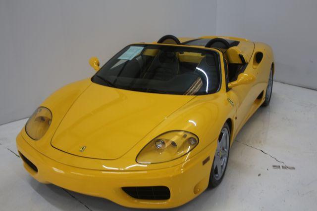 2001 Ferrari 360 SPIDER Houston, Texas 3