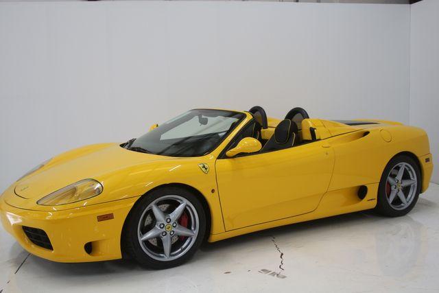 2001 Ferrari 360 SPIDER Houston, Texas 5