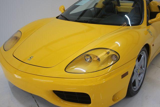 2001 Ferrari 360 SPIDER Houston, Texas 6