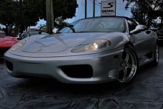 2001 Ferrari 360 Spider Base in Pompano, Florida 33064