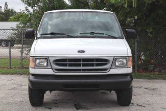2001 Ford Econoline Cargo Van Hollywood, Florida 27