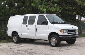 2001 Ford Econoline Cargo Van Hollywood, Florida