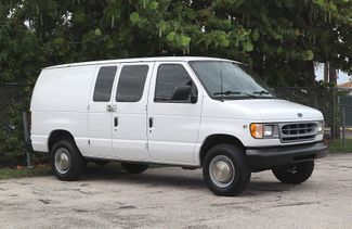 2001 Ford Econoline Cargo Van in Hollywood, Florida 33021