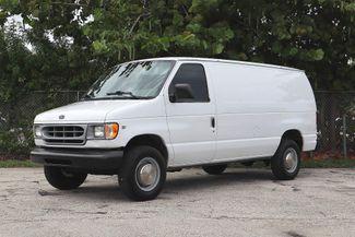 2001 Ford Econoline Cargo Van Hollywood, Florida 21