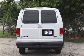 2001 Ford Econoline Cargo Van Hollywood, Florida 5