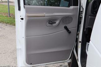 2001 Ford Econoline Cargo Van Hollywood, Florida 19