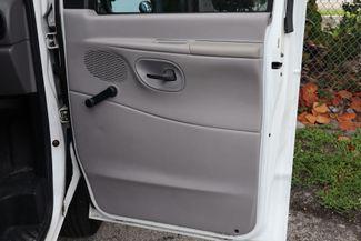 2001 Ford Econoline Cargo Van Hollywood, Florida 20