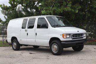 2001 Ford Econoline Cargo Van Hollywood, Florida 16