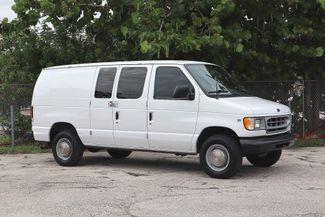 2001 Ford Econoline Cargo Van Hollywood, Florida 11