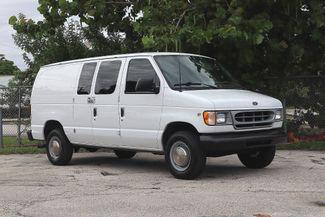 2001 Ford Econoline Cargo Van Hollywood, Florida 31