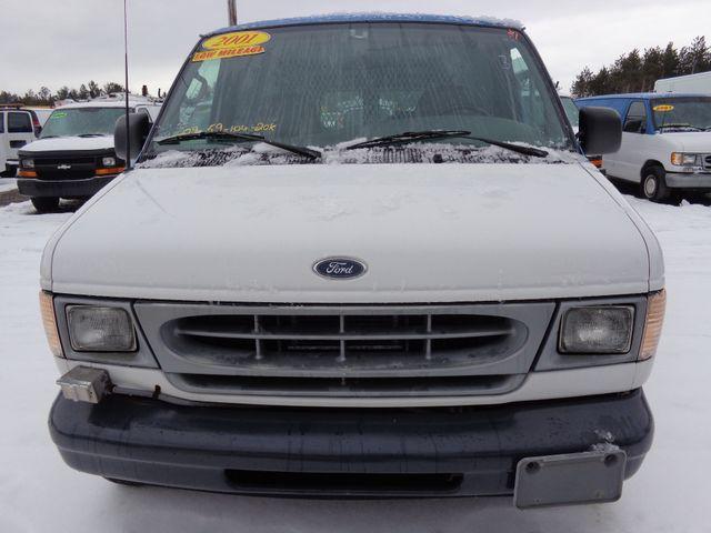 2001 Ford Econoline Cargo Van Hoosick Falls, New York 1