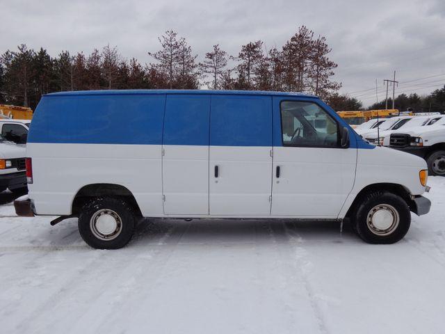 2001 Ford Econoline Cargo Van Hoosick Falls, New York 2