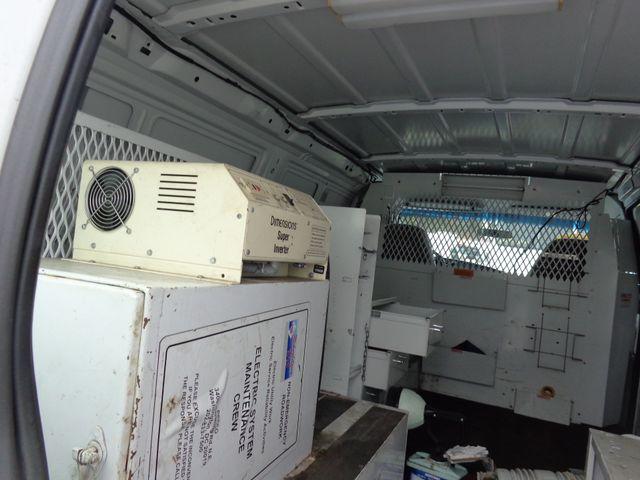 2001 Ford Econoline Cargo Van Hoosick Falls, New York 4