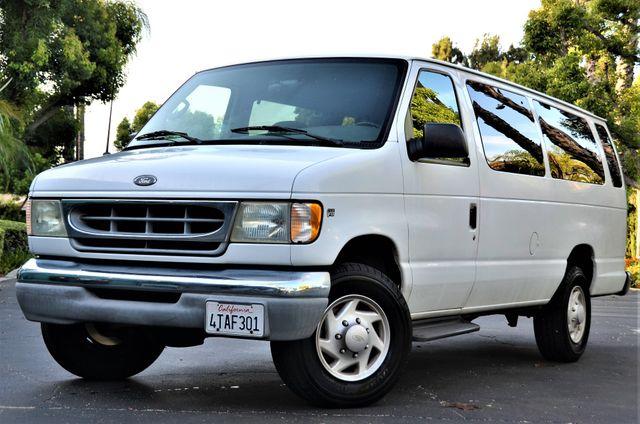 2001 Ford Econoline Wagon XLT