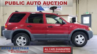2001 Ford Escape XLT | JOPPA, MD | Auto Auction of Baltimore  in Joppa MD