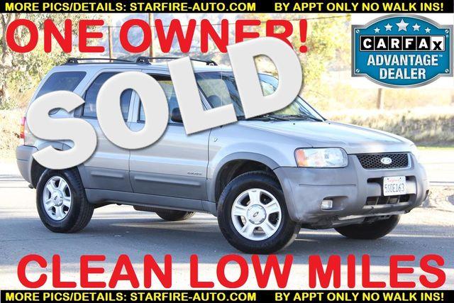 2001 Ford Escape XLT Santa Clarita, CA