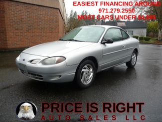 2001 Ford Escort ZX2 in Portland OR, 97230