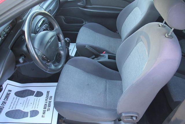 2001 Ford Escort ZX2 Santa Clarita, CA 13
