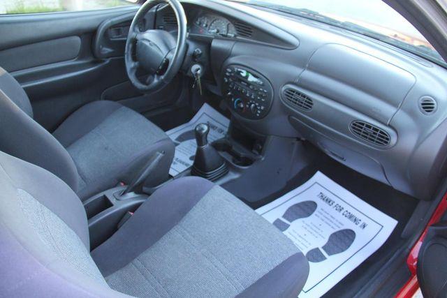 2001 Ford Escort ZX2 Santa Clarita, CA 8