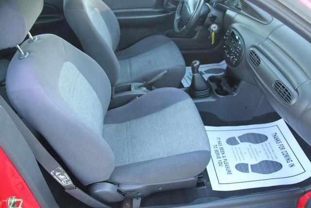 2001 Ford Escort ZX2 Santa Clarita, CA 14