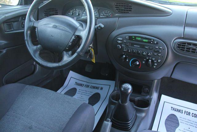 2001 Ford Escort ZX2 Santa Clarita, CA 9