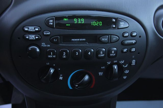 2001 Ford Escort ZX2 Santa Clarita, CA 18