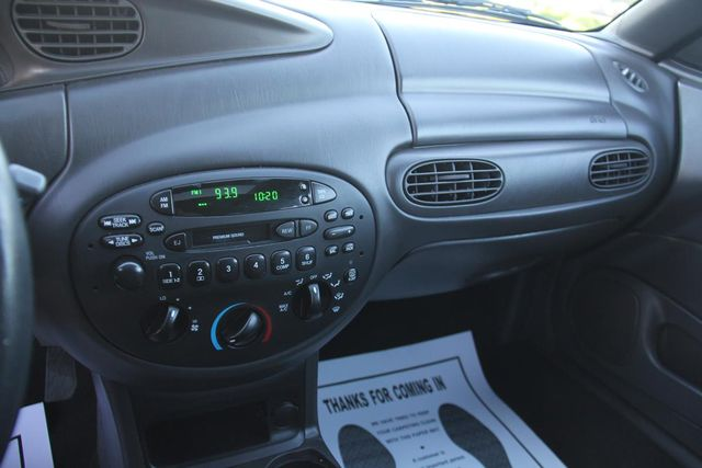 2001 Ford Escort ZX2 Santa Clarita, CA 17