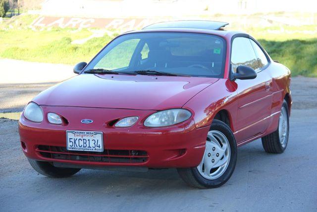 2001 Ford Escort ZX2 Santa Clarita, CA 4
