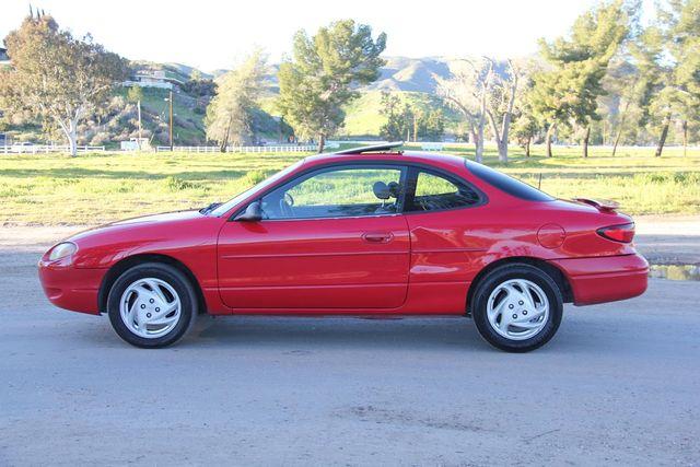 2001 Ford Escort ZX2 Santa Clarita, CA 11