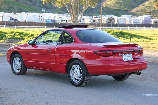 2001 Ford Escort ZX2 Santa Clarita, CA 5