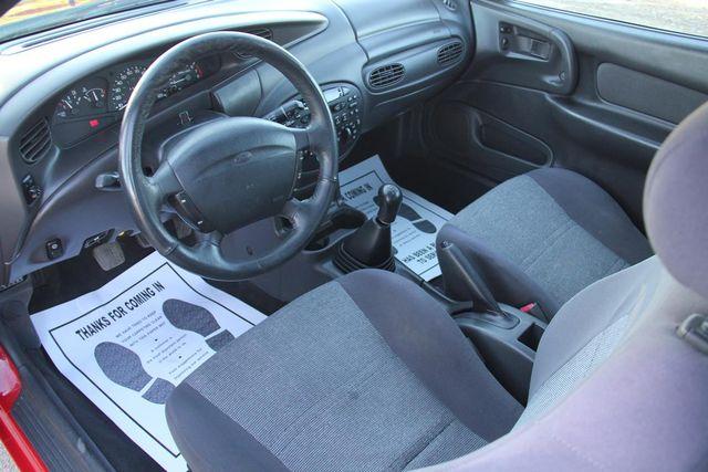 2001 Ford Escort ZX2 Santa Clarita, CA 7